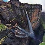 Angel Falls Venezuela 10 of the World's Most Beautiful Waterfalls to Visit vdiscovery arvinovoyage