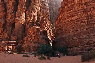 7 interesting facts about wadi rum desert in jordan vdiscovery arvinovoyage