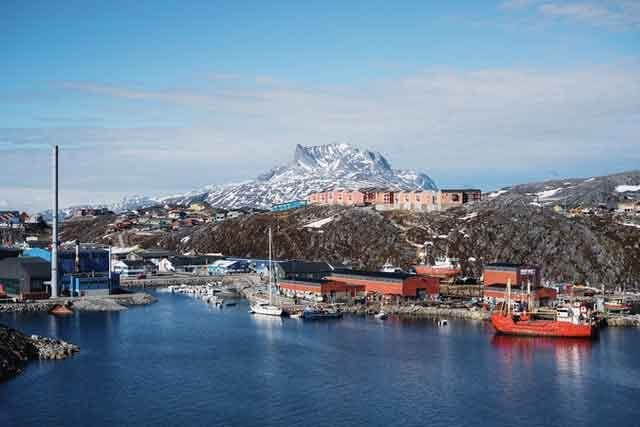 Nuuk Greenland 20 popular tourist locations under threat that are dying vdiscovery arvinovoyage
