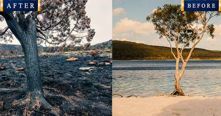 Lake Mckenzie  20 popular tourist locations under threat that are dying vdiscovery arvinovoyage