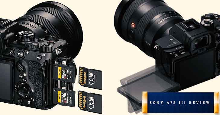 Full-frame Body 5-axis stabilization sony a7s iii review mirrorless digital camera travel photography dream vdiscovery arvinovoyage