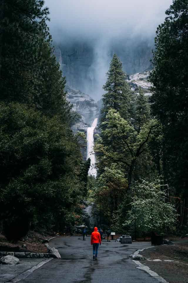 Yosemite Falls 10 of the World's Most Beautiful Waterfalls to Visit  vdiscovery arvinovoyage