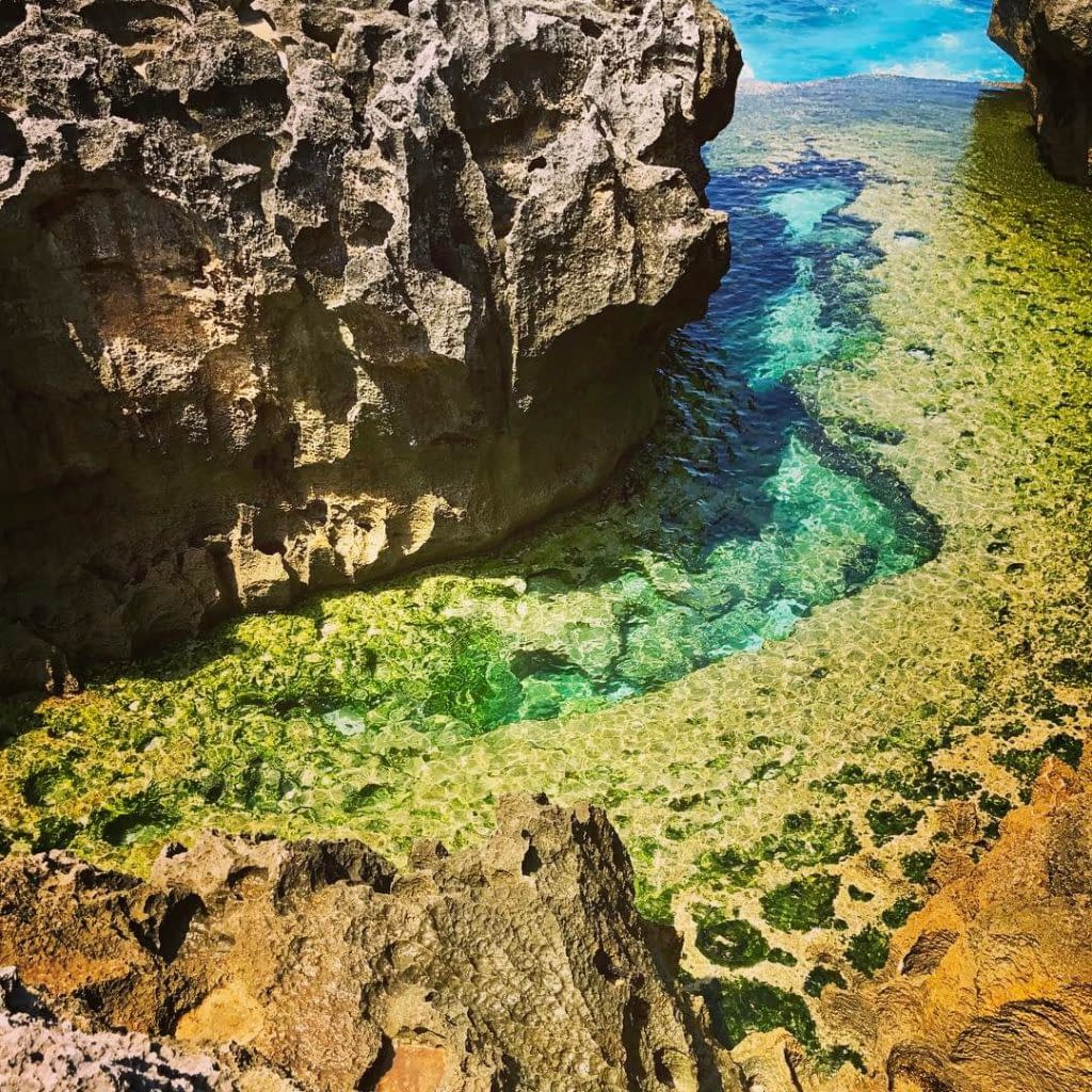 Angel's Billabong Infinity Pool 10 awesome things to do on nusa penida island  interesting destination vdiscovery arvinovoyage