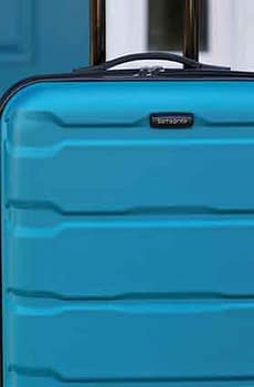 Samsonite travel Suitcases VDiscovery arvinovoyage