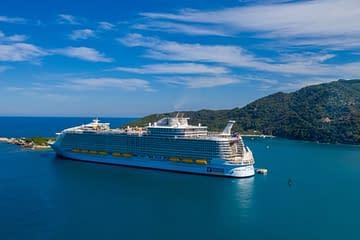 Harmony of the Seas worlds biggest cruise ships most amazing ships vdiscovery arvinovoyage