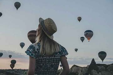 Cappadocia here's a great way to mend your broken heart travel