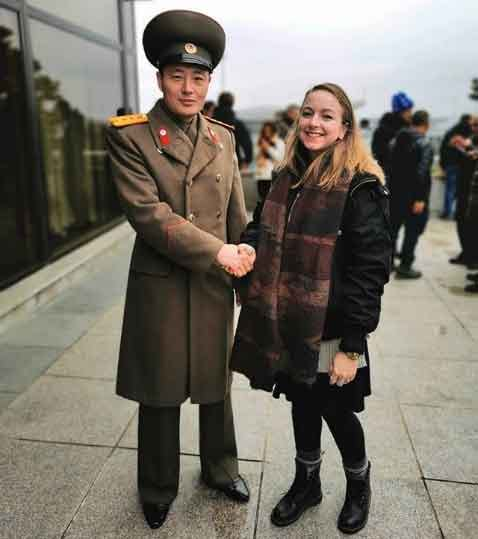 Official Government Tour Guide north korea tourism guided tour beautiful places to visit inside pyongyang vdiscovery arvinovoyage
