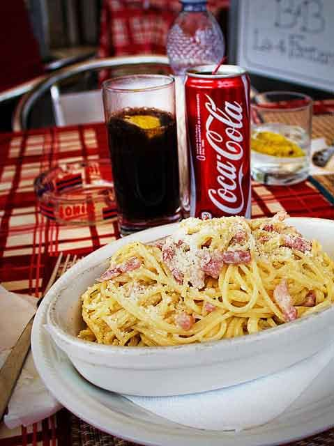 Spaghetti carbonara travelling in italy best places to visit you cant miss vdiscovery arvinovoyage