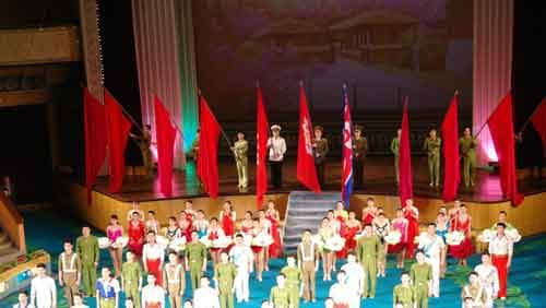 The State Circus Pyongyang north korea tourism guided tour beautiful places to visit inside pyongyang vdiscovery arvinovoyage