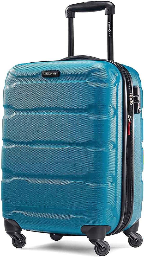 Suitcases Samsonite Omni PC VDiscovery arvinovoyage