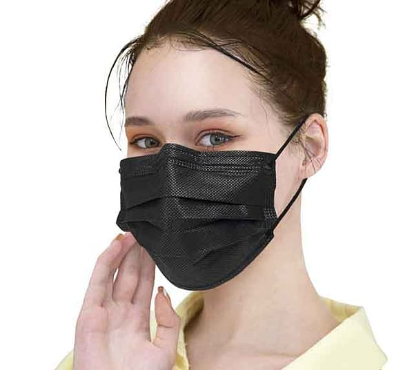 Disposable Face Masks 50 pack