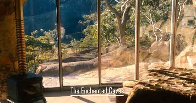 The Enchanted Cave Love Cabins best glamping destinations in the australia luxury camping resorts vdiscovery arvinovoyage
