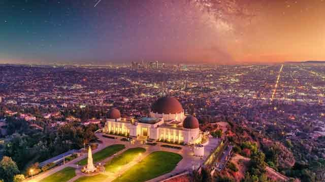 Griffith Observatory how to spend 24 hours in la  interesting locations in los angeles vdiscovery arvinovoyage