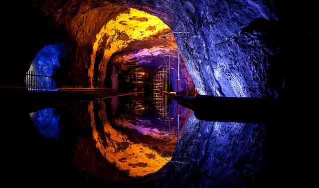Salt Cathedral Of Zipaquira  most sacred religious famous caves around the world you must visit vdiscovery arvinovoyage