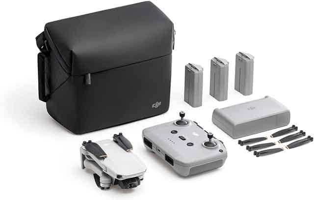 DJI Mini 2 Fly More Combo dji mini 2 4k drone review everything you need to know vdiscovery arvinovoyage