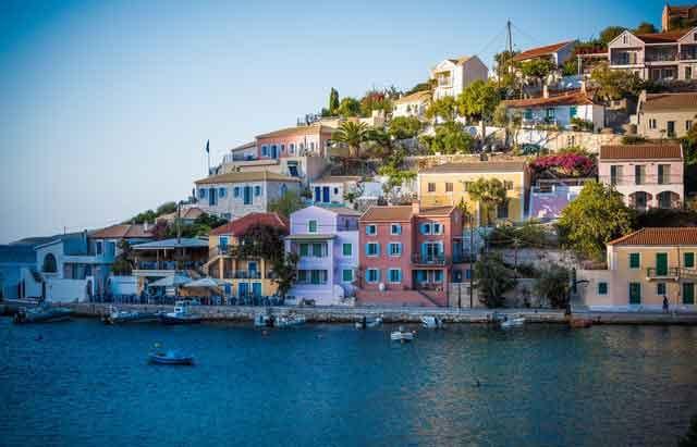 Little Venice Quarter mykonos greece mykonos travel guide europe best destinations vdiscovery arvinovoyage