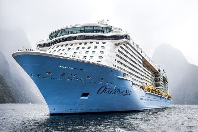 Ovation of the Seas  worlds biggest cruise ships  most amazing ships vdiscovery arvinovoyage