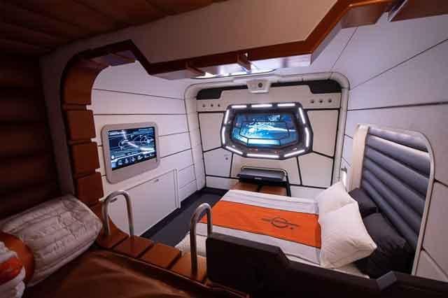 Star Wars Hotel Rooms star wars hotel galactic starcruiser walt disney world resort review vdiscovery arvinovoyage