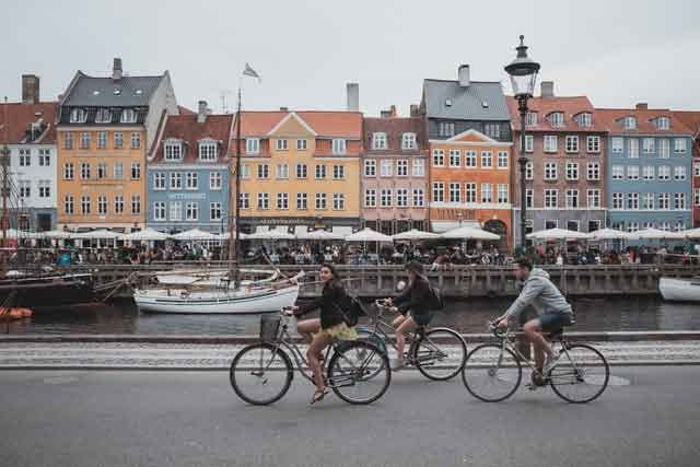 Copenhagen Denmark earth day most beautiful eco friendly cities of the world vdiscovery arvinovoyage