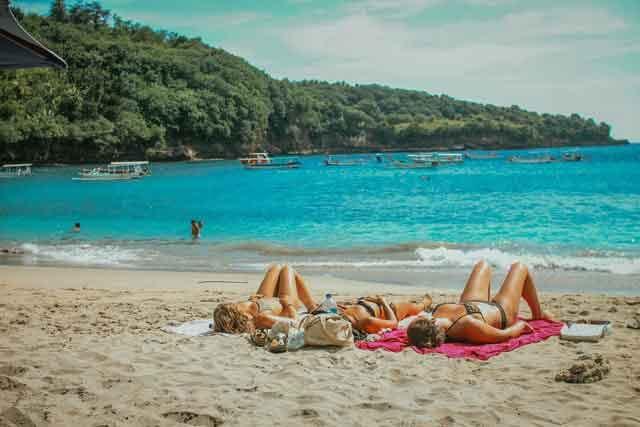 Mangiat Beach Cleanest Beaches trip tour mengiat beach nusa dua cleanest beaches in bali vdiscovery arvonovoyage