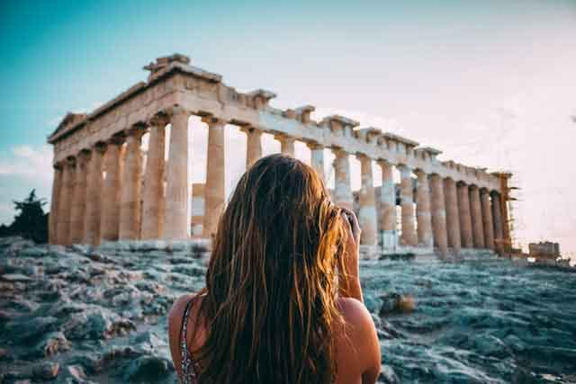 Acropolis Athens Greece top 10 cheap european destinations on a budget ranked vdiscovery arvinovoyage