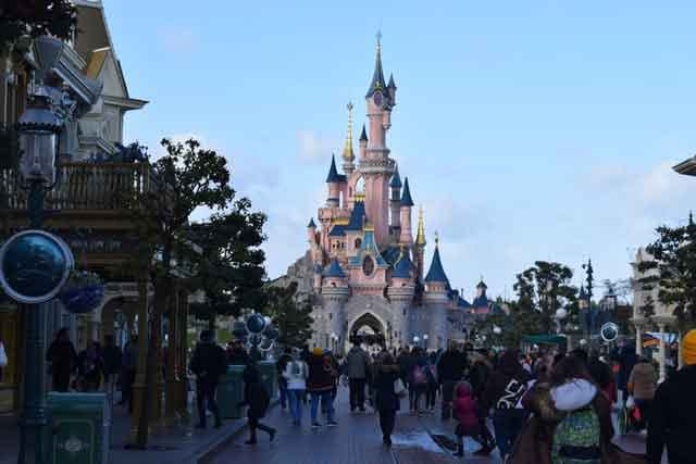 Disneyland Paris Chessy France countries that reopen amusement parks amid coronavirus worries vdiscovery arvinovoyage
