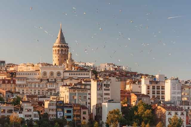Istanbul Turkey googles 10 most searched travel destinations in 2021 after quarantine vdiscovery arvinovoyage