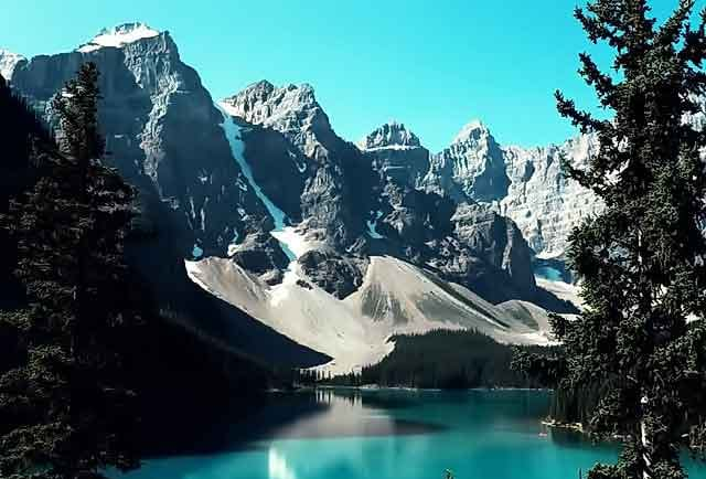 Banff National Park 10 best places to visit in canada discover fantastic vdiscovery arvinovoyage