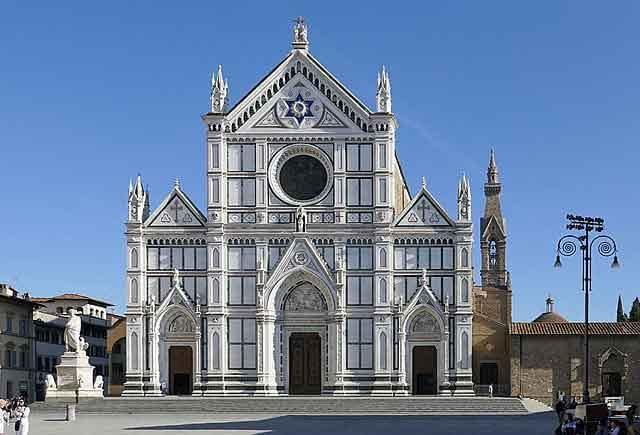 Basilica Of Santa Croce travelling in italy best places to visit you cant miss