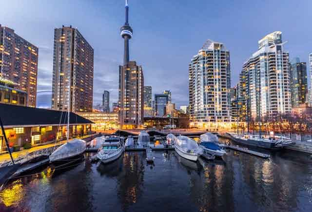 Toronto Canada googles 10 most searched travel destinations in 2021 after quarantine vdiscovery arvinovoyage
