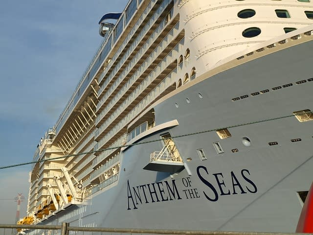 Anthem of the Seas Ultimate Ship Tour  worlds biggest cruise ships  most amazing ships vdiscovery arvinovoyage