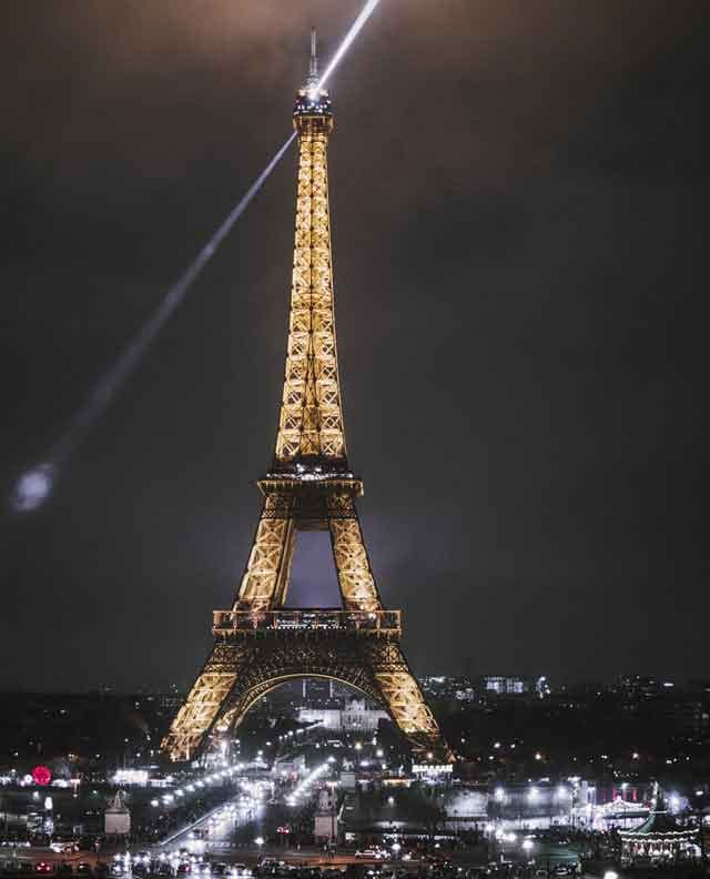 Eiffel Tower famous virtual tours online you can take on your couch vdiscovery arvinovoyage