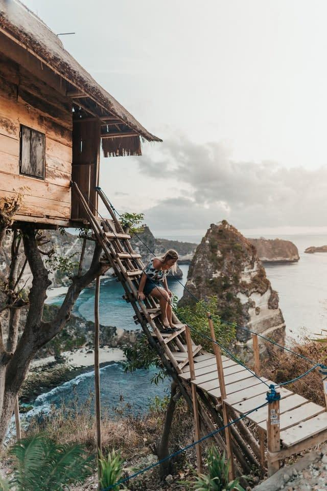 Tree House Molenteng 10 awesome things to do on nusa penida island  interesting destination vdiscovery arvinovoyage