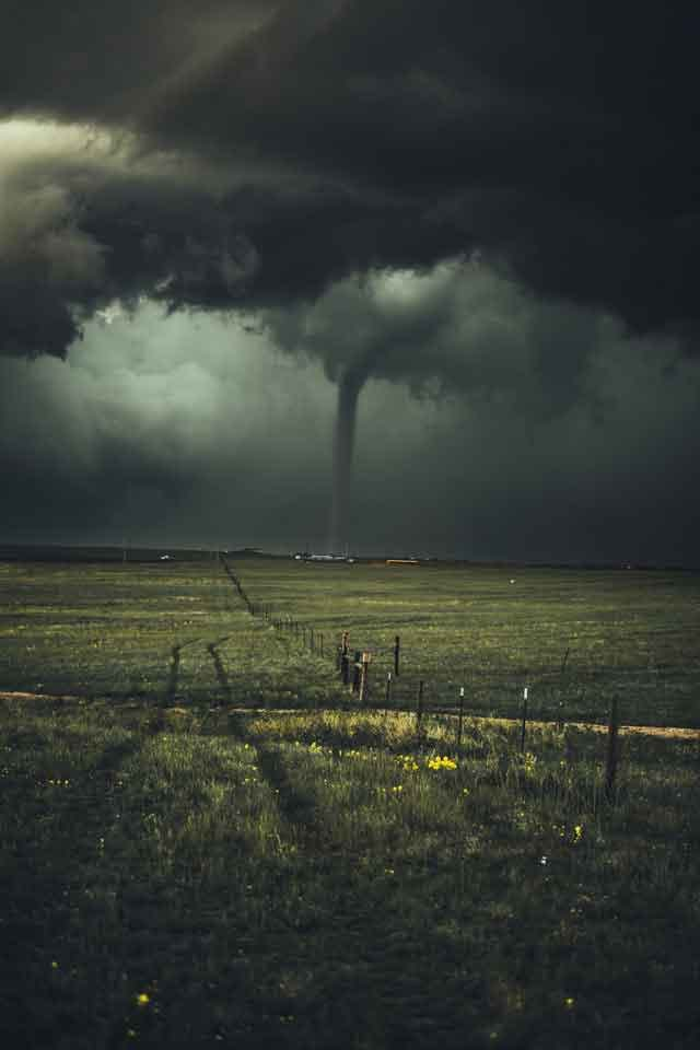 Tornado Tourism tired of ordinary travel this is the most dangerous tourist place in the world