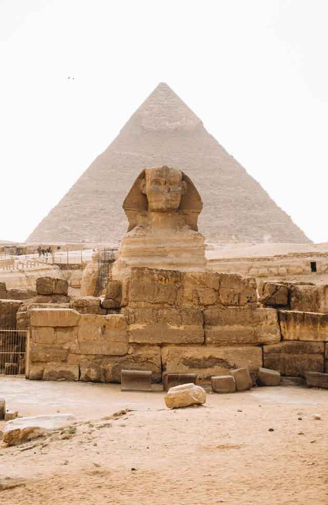 Pyramid And Spinx 20 popular tourist locations under threat that are dying vdiscovery arvinovoyage