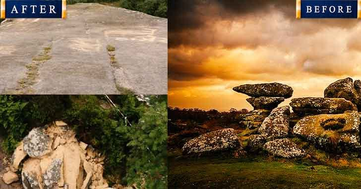 Brimham Rocks 20 popular tourist locations under threat that are dying vdiscovery arvinovoyage