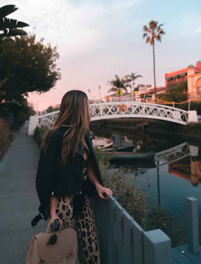 Venice Canals Walkway how to spend 24 hours in la  interesting locations in los angeles vdiscovery arvinovoyage