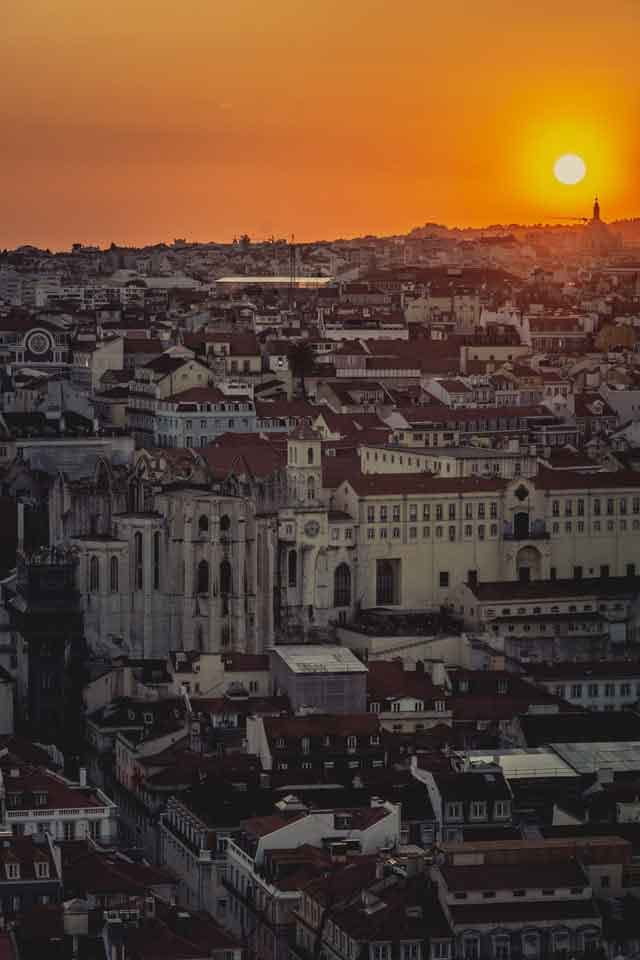 Castelo de Sao Jorge lisbon portugal tourist attractions most famous before you go vdiscovery arvinovoyage